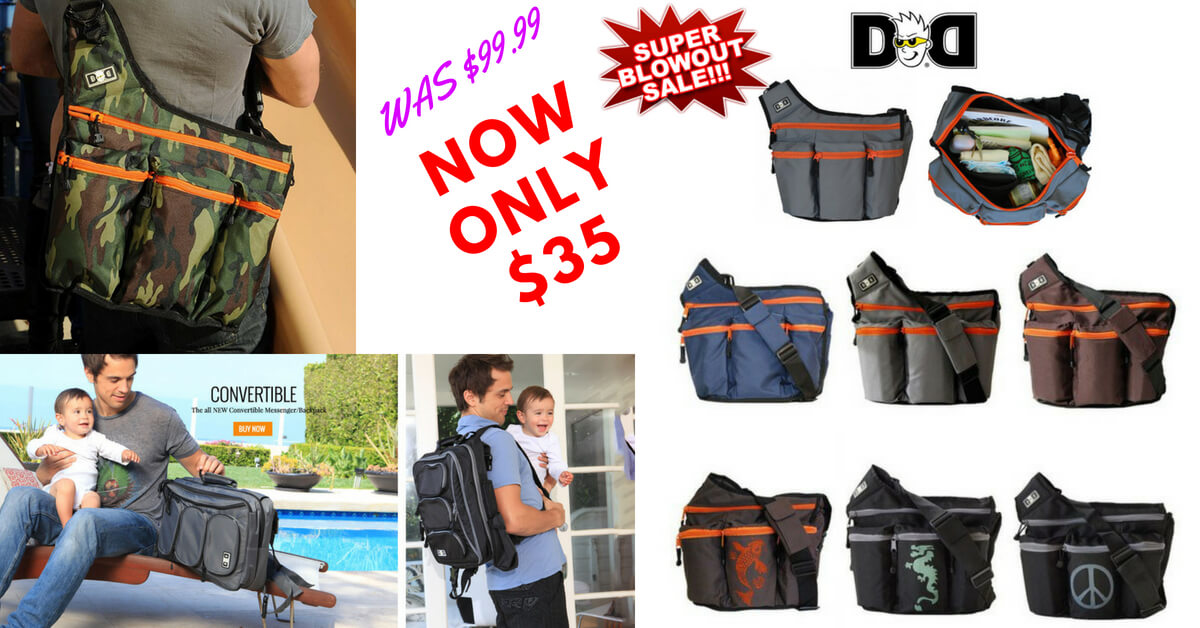 diaper dude sale