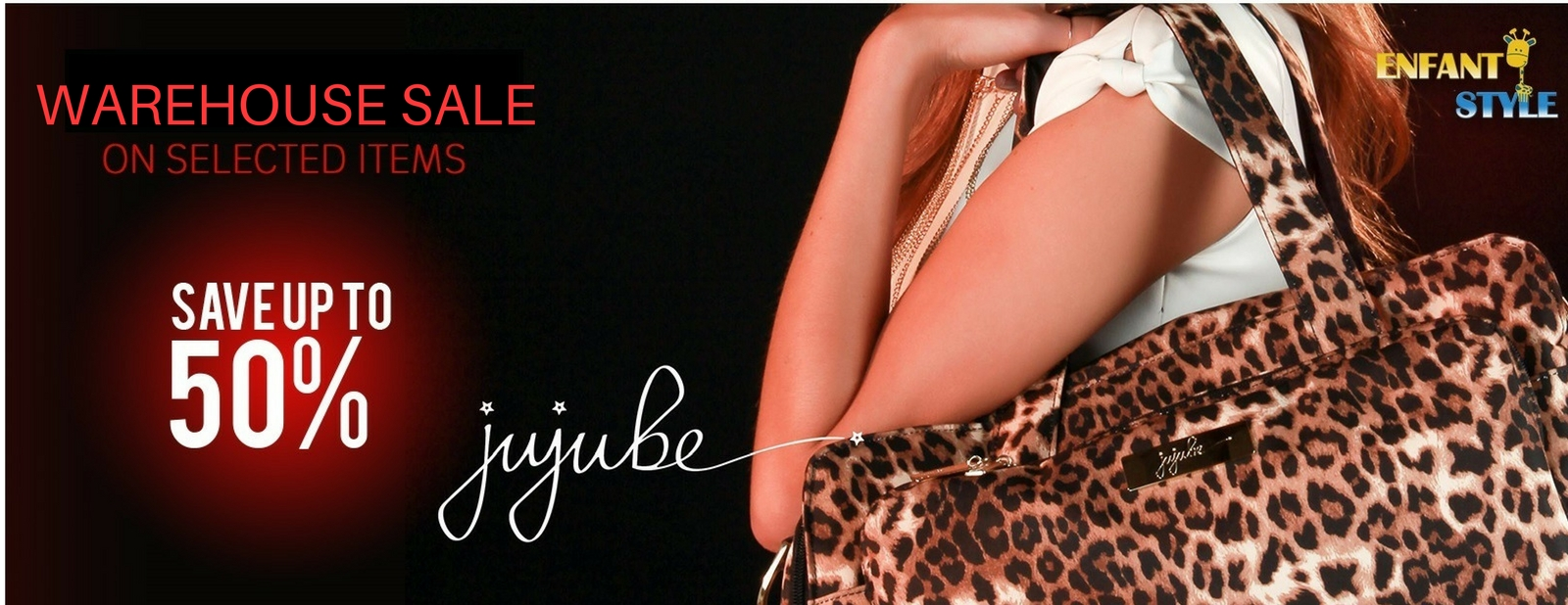 jujube warehouse sale at Enfant Style