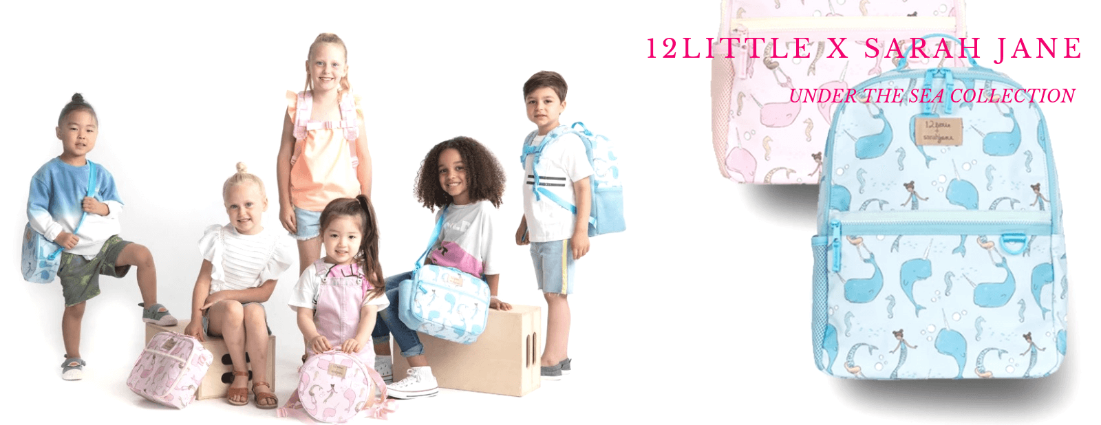 twelve little x sarah jane diaper bags