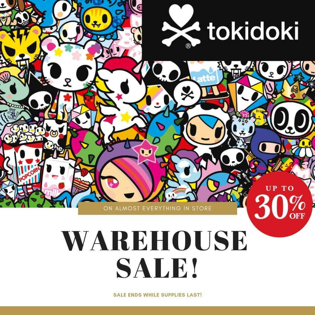tokidoki clearance sale