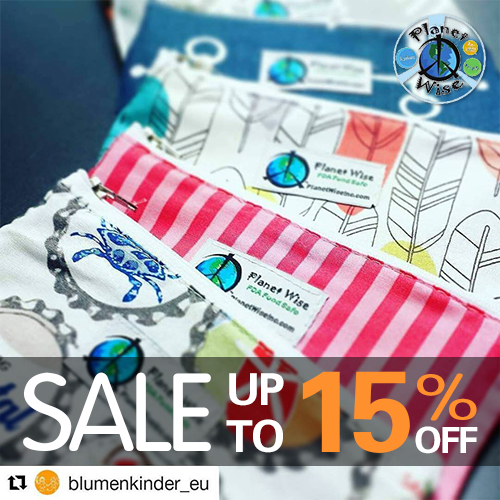 earth day sales - planetwise Cloth Diapers