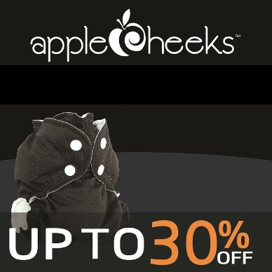 labour day sales - applecheeks Cloth Diapers
