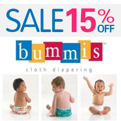 boxing day sales - bummis cloth diapers