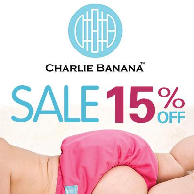 boxing day sales - charlie banana cloth diapers