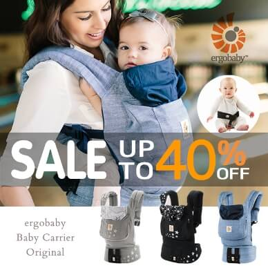 Black Friday Sales - ERGOBaby Carriers