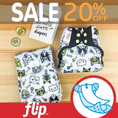 Black Friday Sales - flip cloth diapers