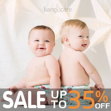 Black Friday Sales - Kangacare cloth diapers