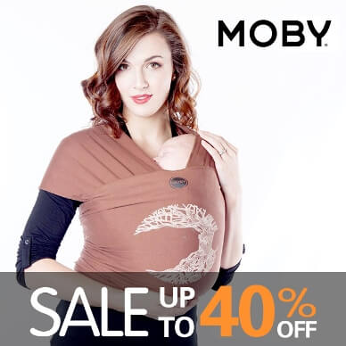 BLACK FRIDAY sales - moby babywrap