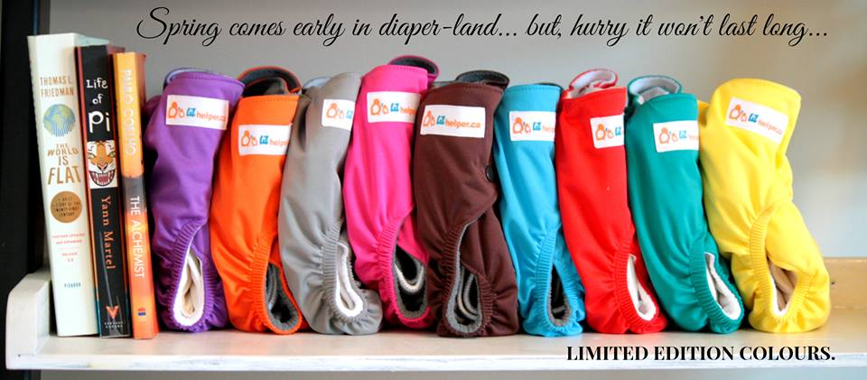 lilhelper cloth diapers Canada