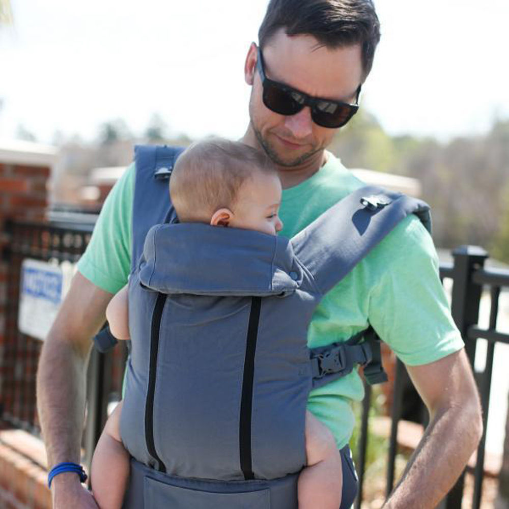 Beco 8 Baby Carrier - Gray