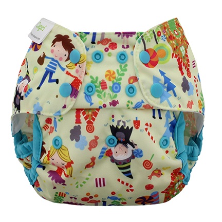 blueberry coveralls diaper cover -   Gingerbread House