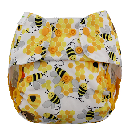 blueberry coveralls diaper cover -  Bears & the Bees