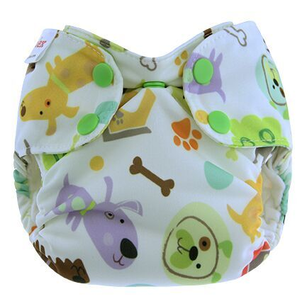 blueberry simplex newborn all in one diaper - Doghouse