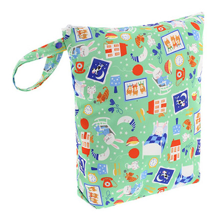 blueberry wet bag - bedtime story