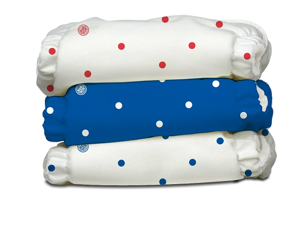 charlie banana one size cloth diaper value pack -  Wonderland
