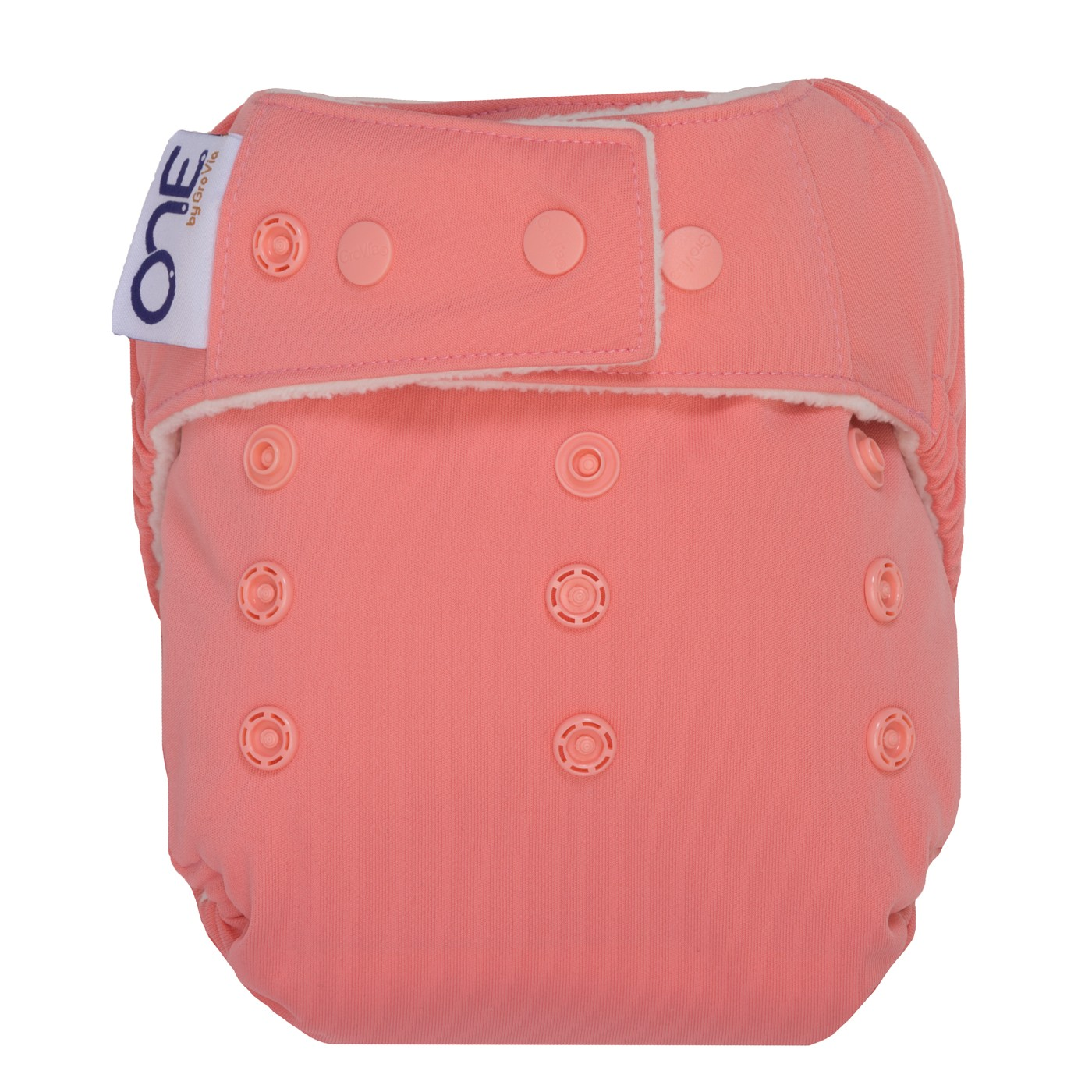 grovia one diaper - o.n.e diaper - Rose