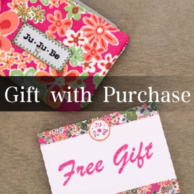 ju ju be gift with purchase at enfant style