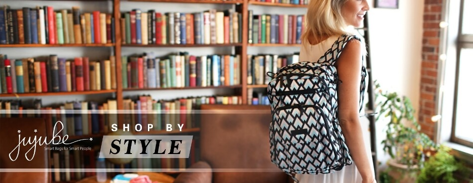 ju ju be diaper bags shop by style