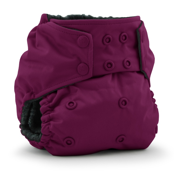 Rumparooz OBV One Size Cloth Diaper - Boysenberry
