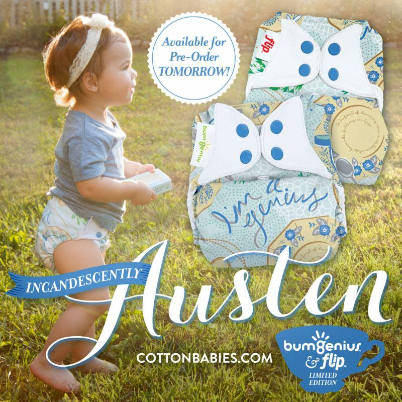 bumgenius cloth diapers - austen