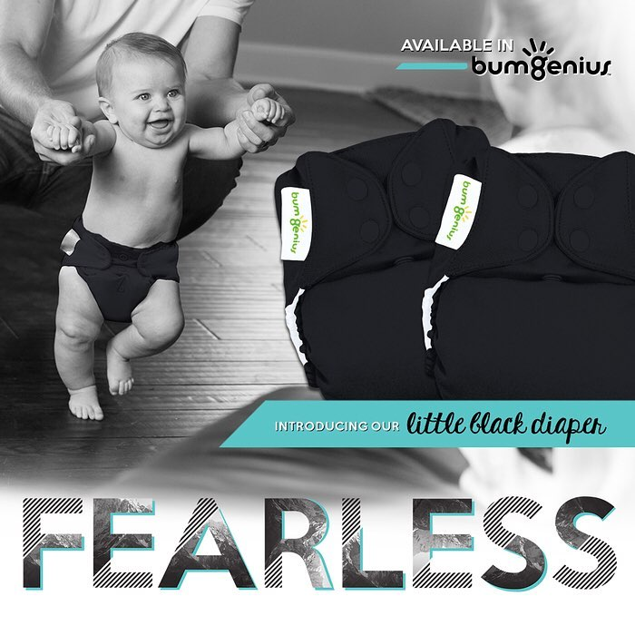 bumgenius cloth diapers - fearless