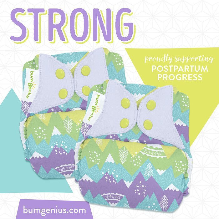 bumgenius cloth diapers - strong