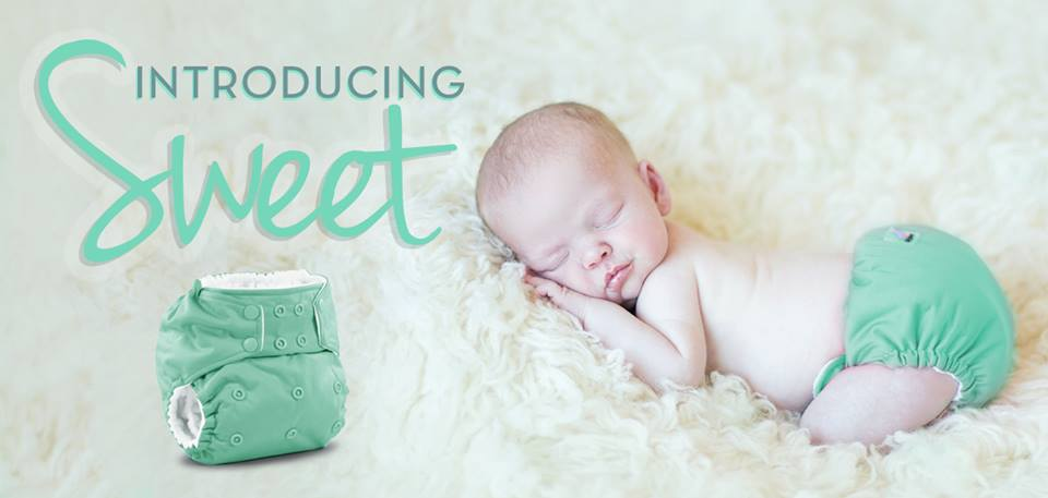 kangacare rumparooz cloth diapers - sweet