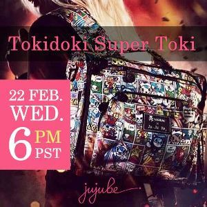 jujube tokidoki super toki and sweet victory