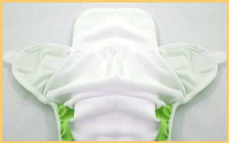 Thirsties Due Cloth Diapers Inside Details