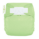 bumgenius one size cloth diaper - grasshopper