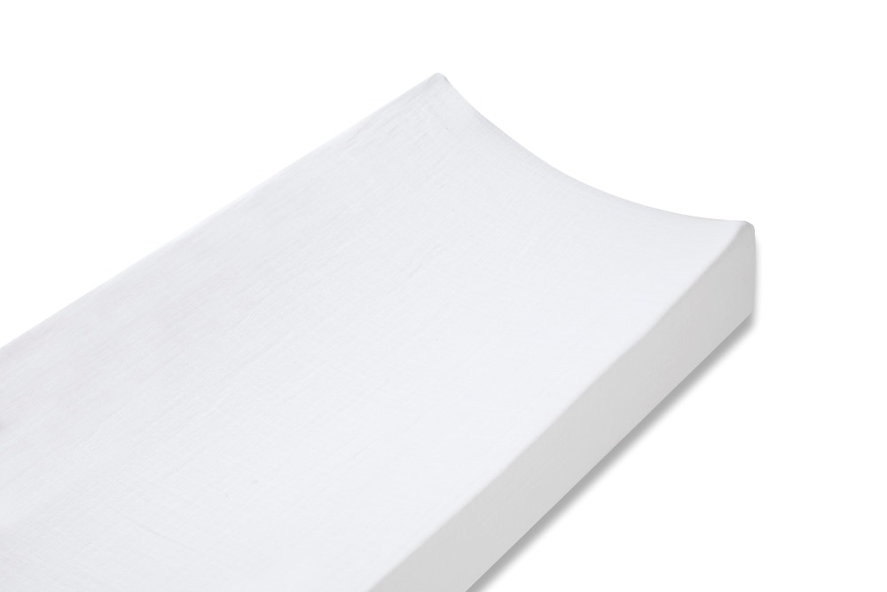 Aden and Anais classic changing pad cover -dreamer white