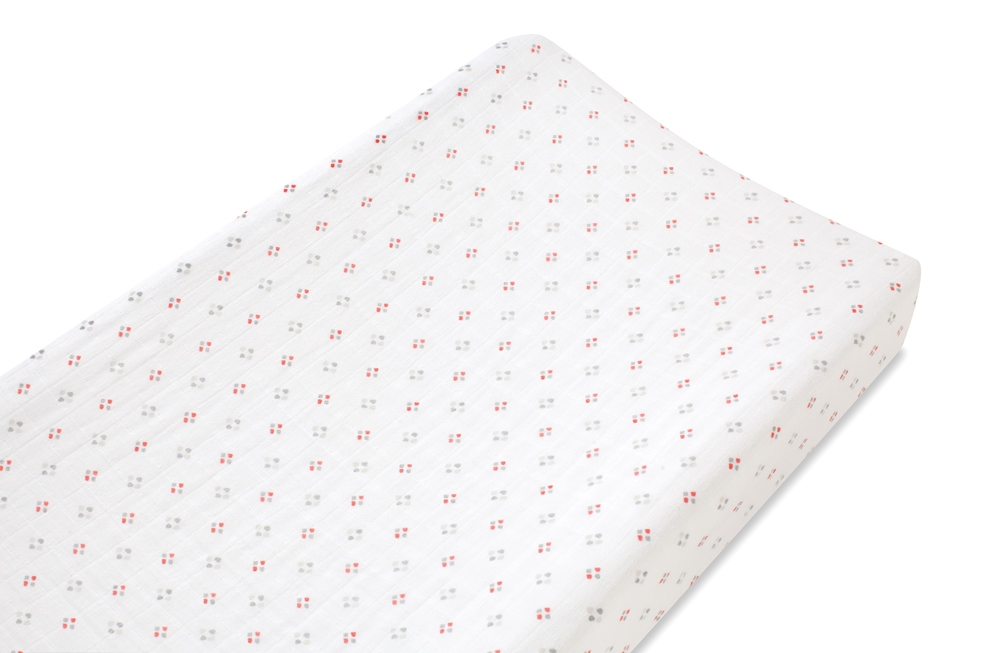 Aden and Anais classic changing pad cover - make believe