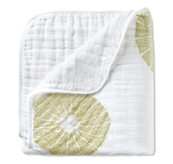 aden and anais organic dream blanket - oasis