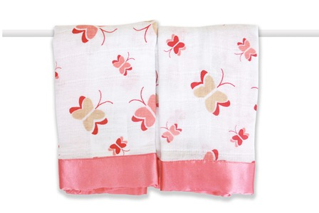 aden and anais issies security  blanket - butterfly