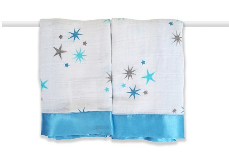 aden and anais issies security  blanket - star
