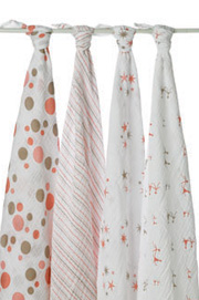 aden and anais swaddle blanket - Star light swaddle