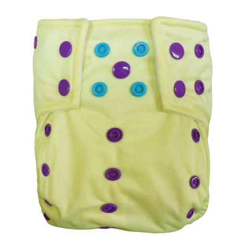 alvababy one size cloth diaper - butter