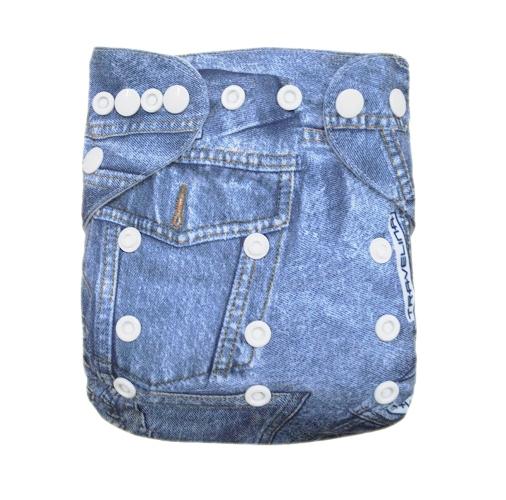alvababy one size cloth diaper - J07