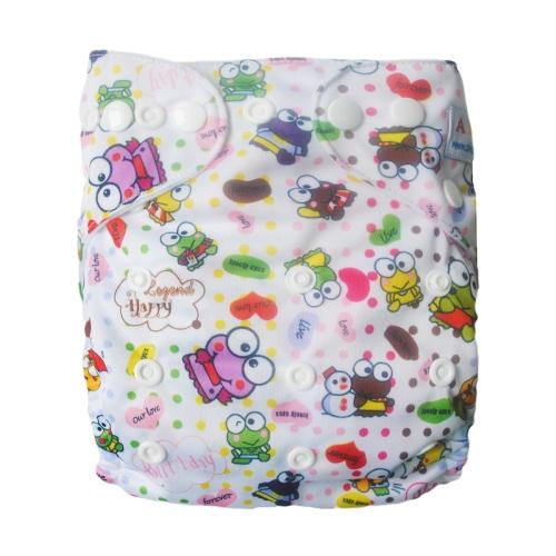 alvababy one size cloth diaper - J10
