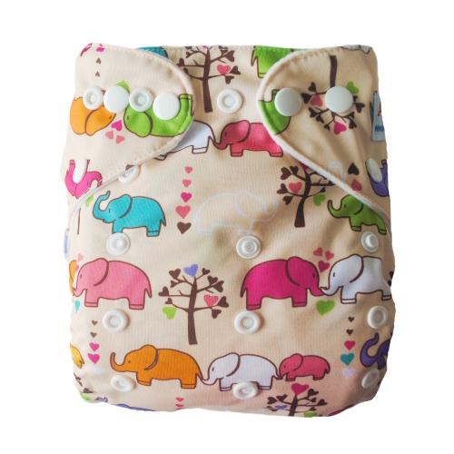 alvababy one size cloth diaper - J18