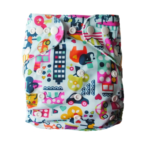 alvababy one size cloth diaper - J19