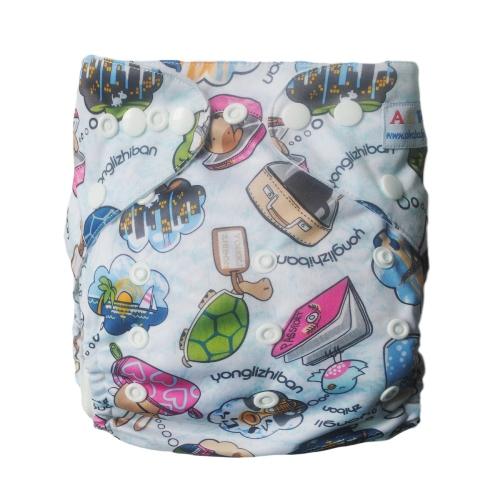 alvababy one size cloth diaper - j26