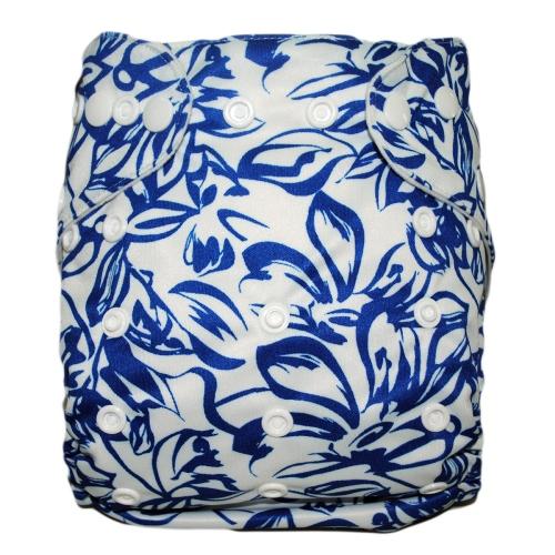 alvababy one size cloth diaper - J34