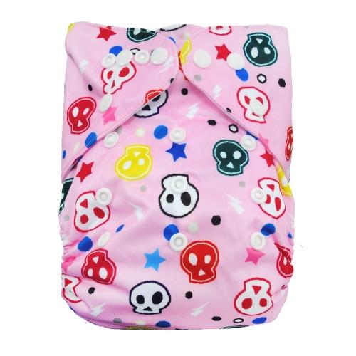 alvababy one size cloth diaper - S07
