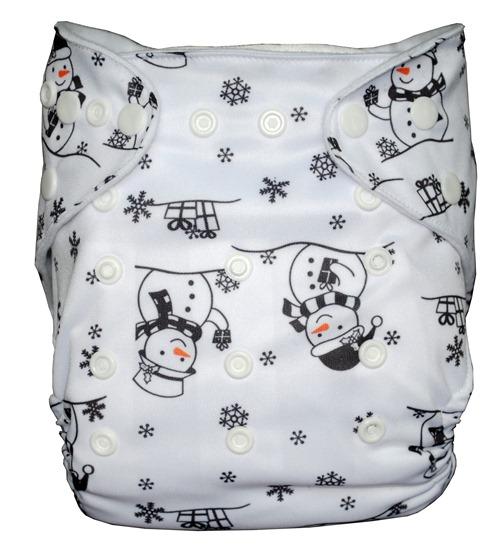 alvababy one size cloth diaper - S48
