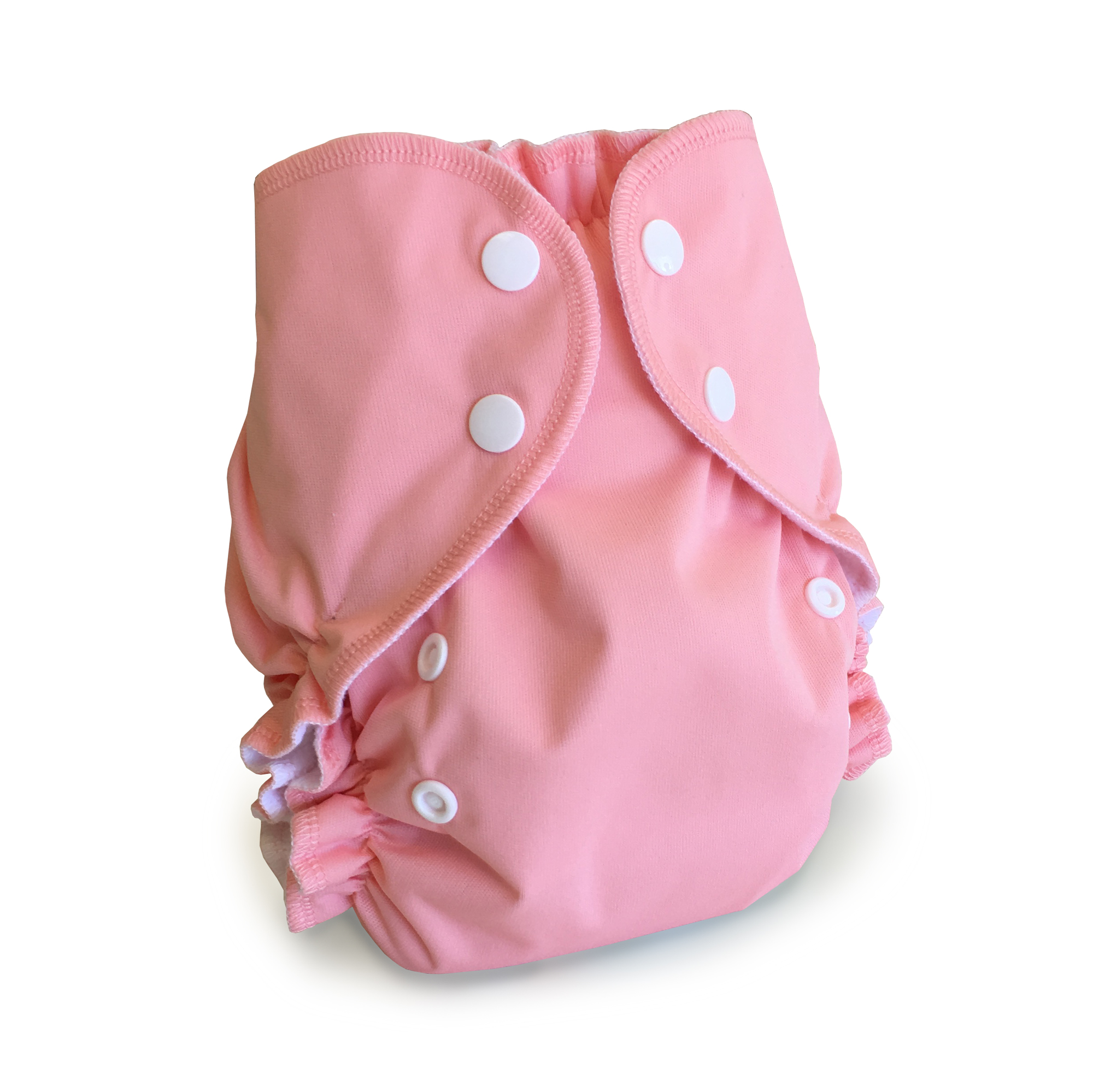amp cloth diaper - FLAMINGO