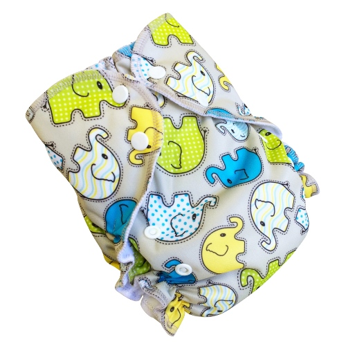 amp cloth diaper - little trunk