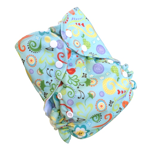 amp cloth diaper - MELODY