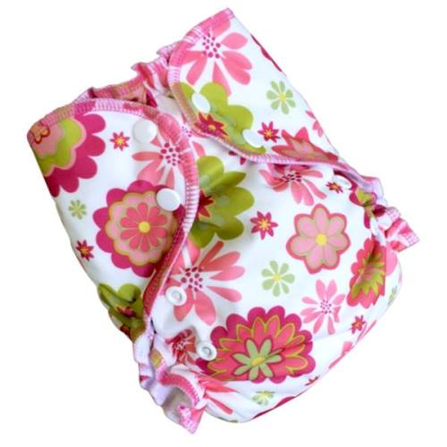 amp cloth diaper - enchanted