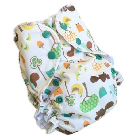 amp cloth diaper - NUTTY BY NATURE